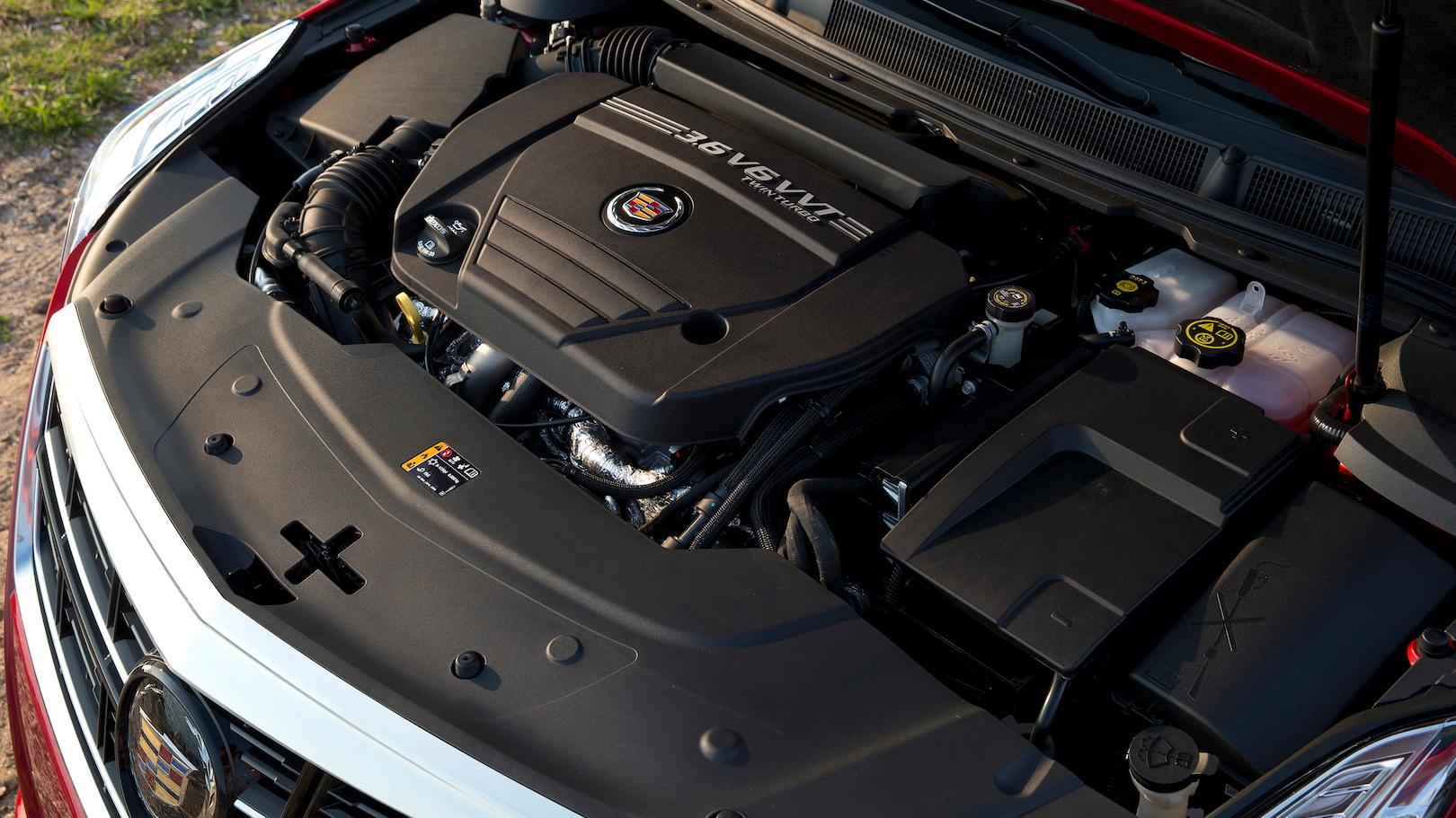 2015 Cadillac XTS Vsport
