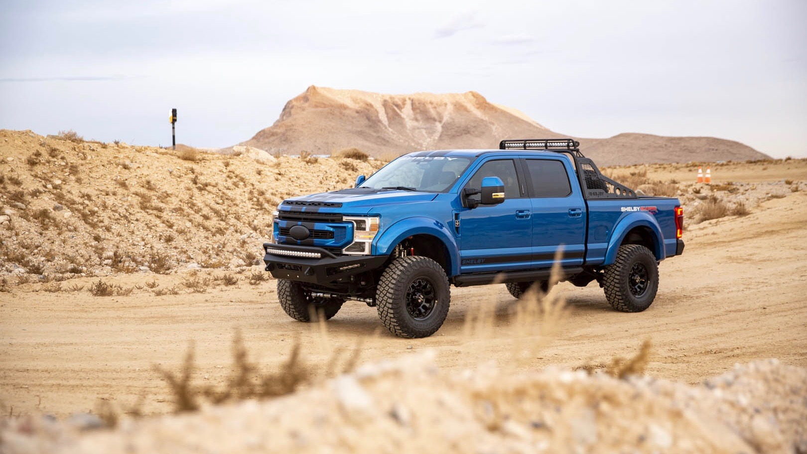 2021 Ford Shelby F-250 Super Baja