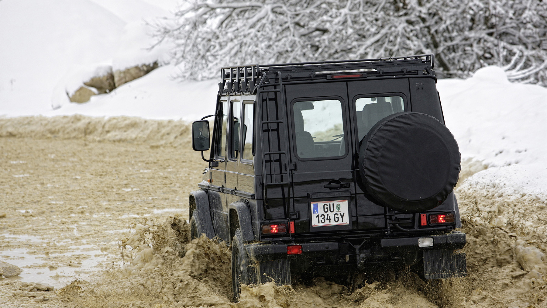 mercedes benz g class 30th anniversary specials 007