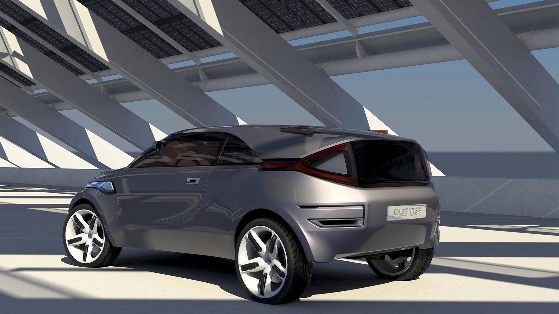 2009 dacia duster concept 029