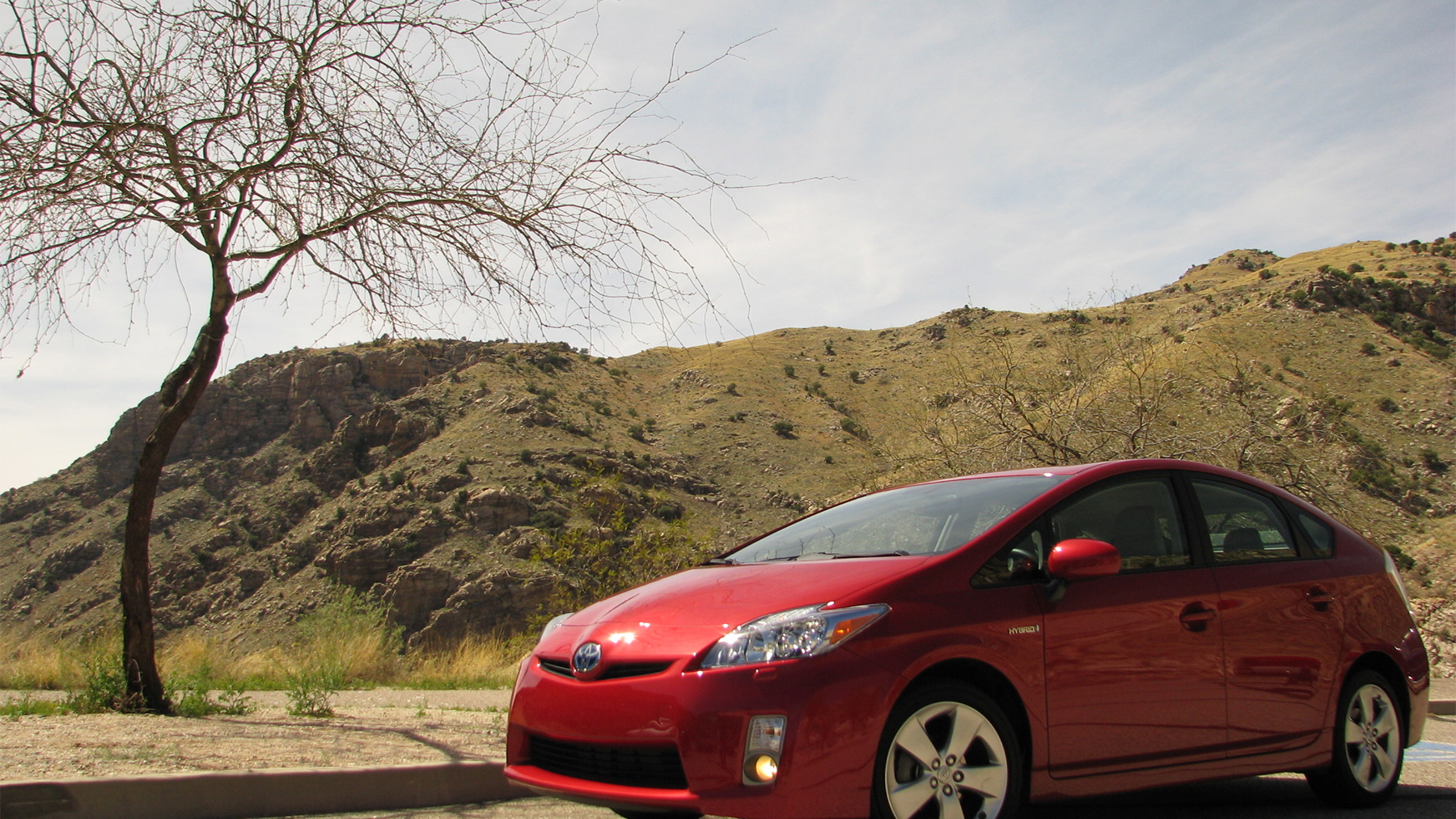 2010 toyota prius first drive 002