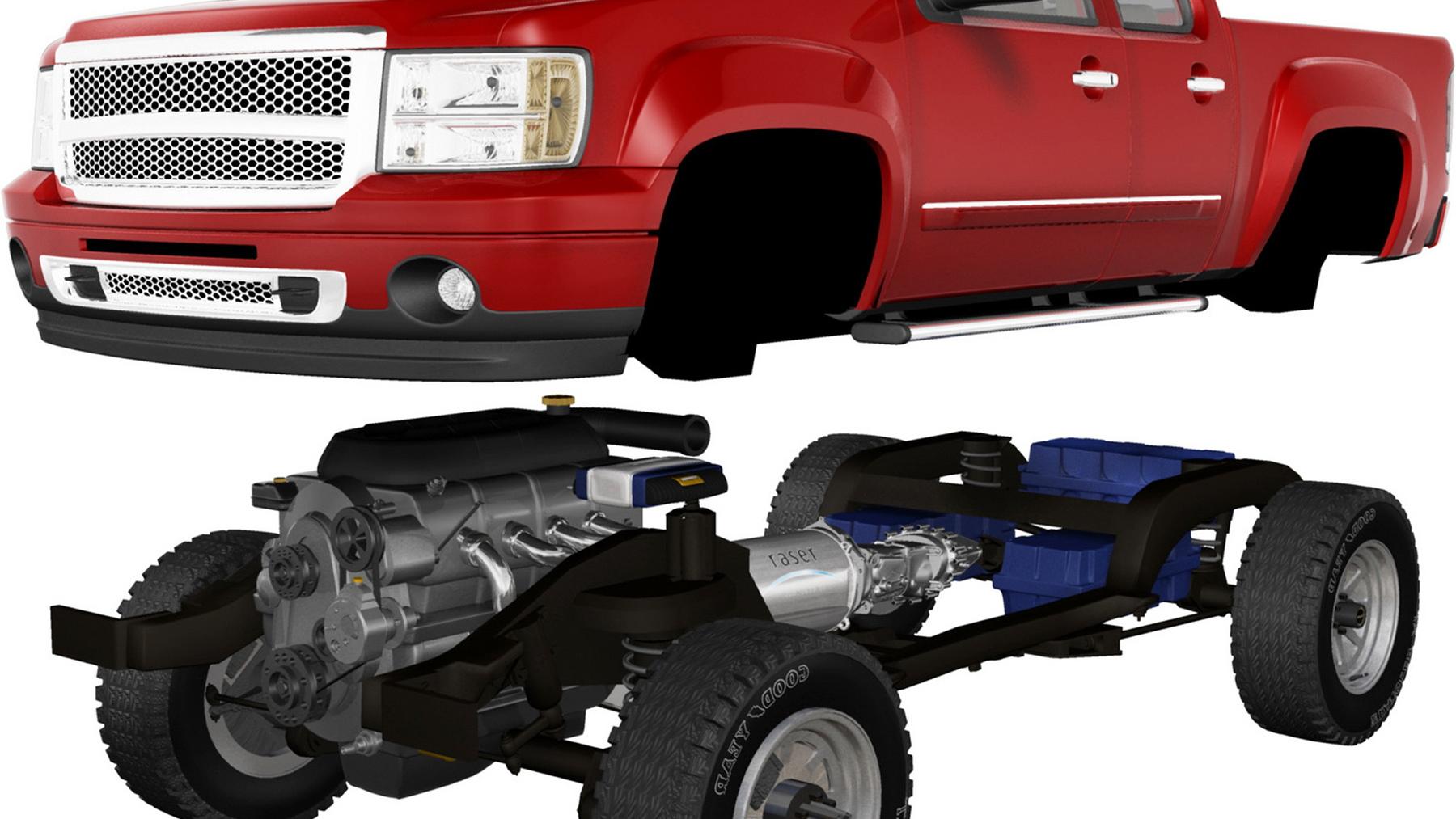 raser technologies plug in hybrid system 001