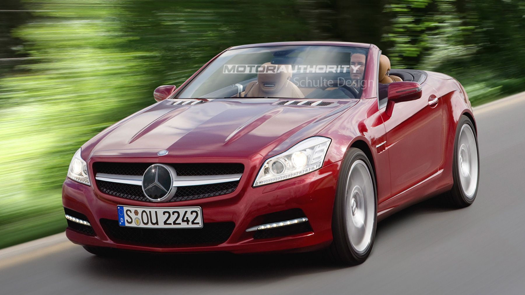 2011 mercedes benz slk rendering may 002