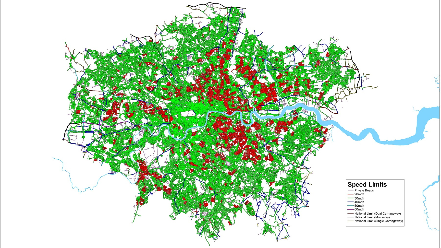 london digital speed limit map 001