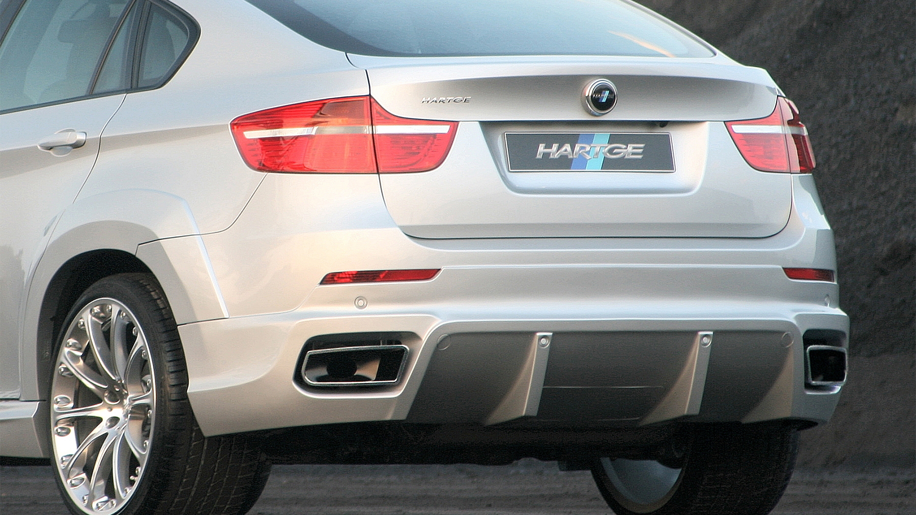 hartge bmw x6 styling pack 003