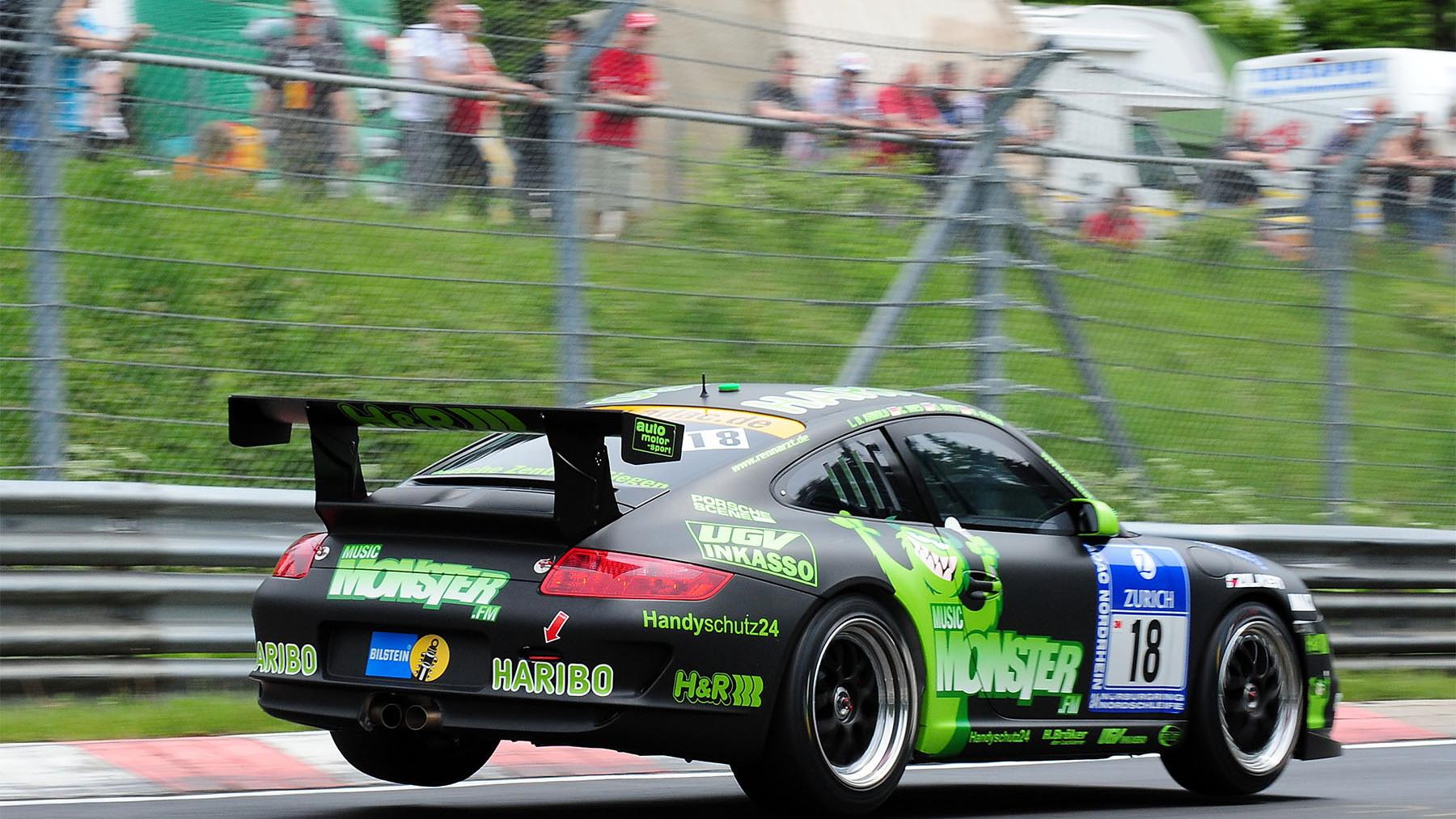 porsche 2009 nurburgring 24 hours winner 002