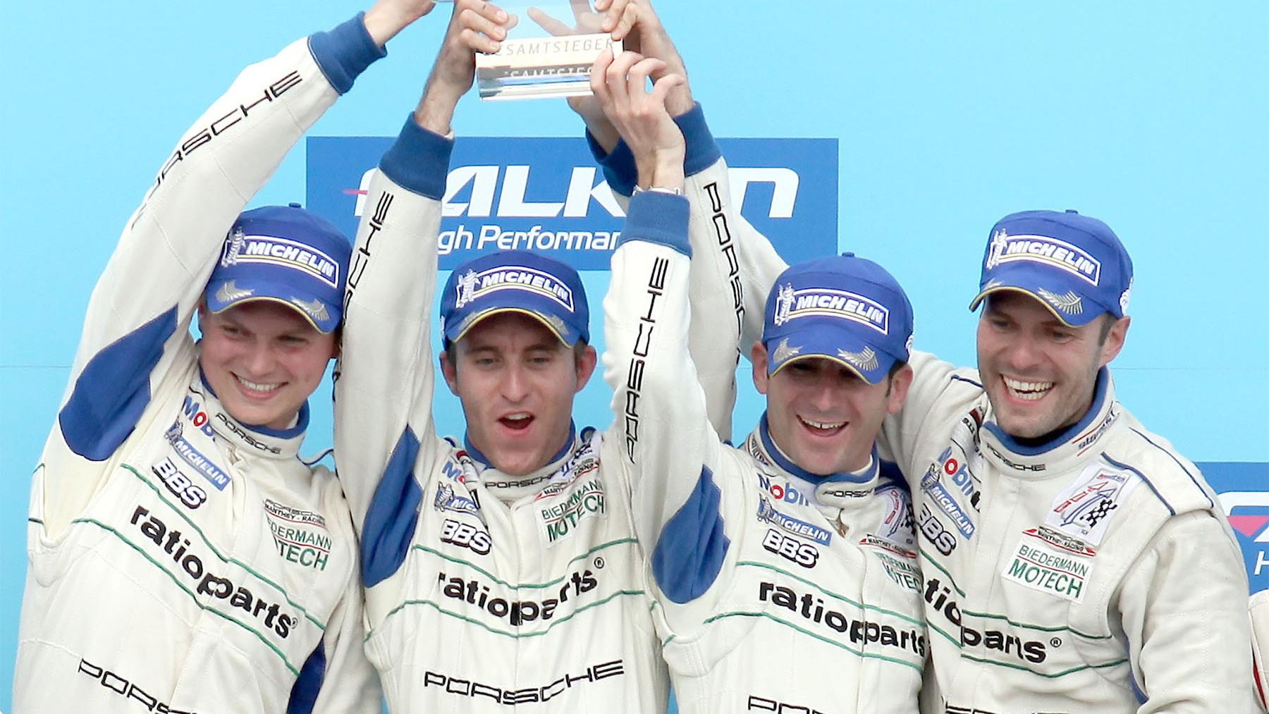 porsche 2009 nurburgring 24 hours winner 006