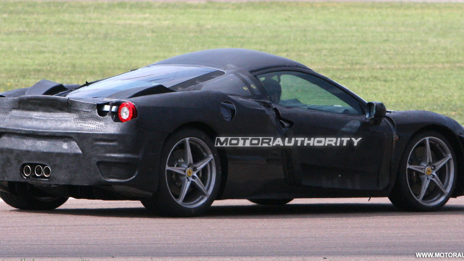 2011 ferrari f450 spy shots july 008