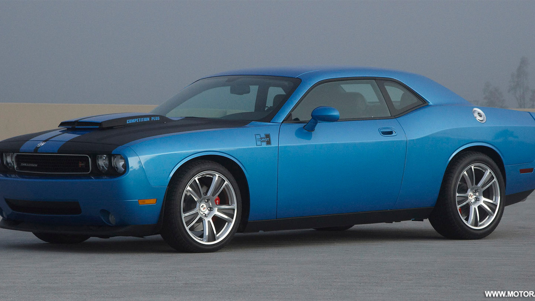 hurst performance competition plus dodge challenger 001