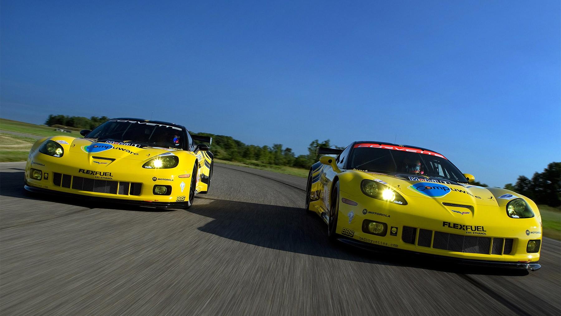 corvette c6r gt2 racecar 018