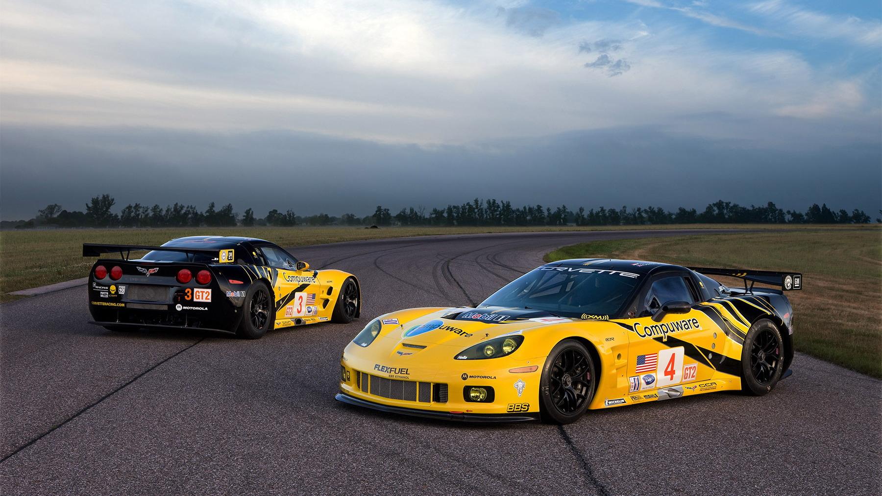 corvette c6r gt2 racecar 022