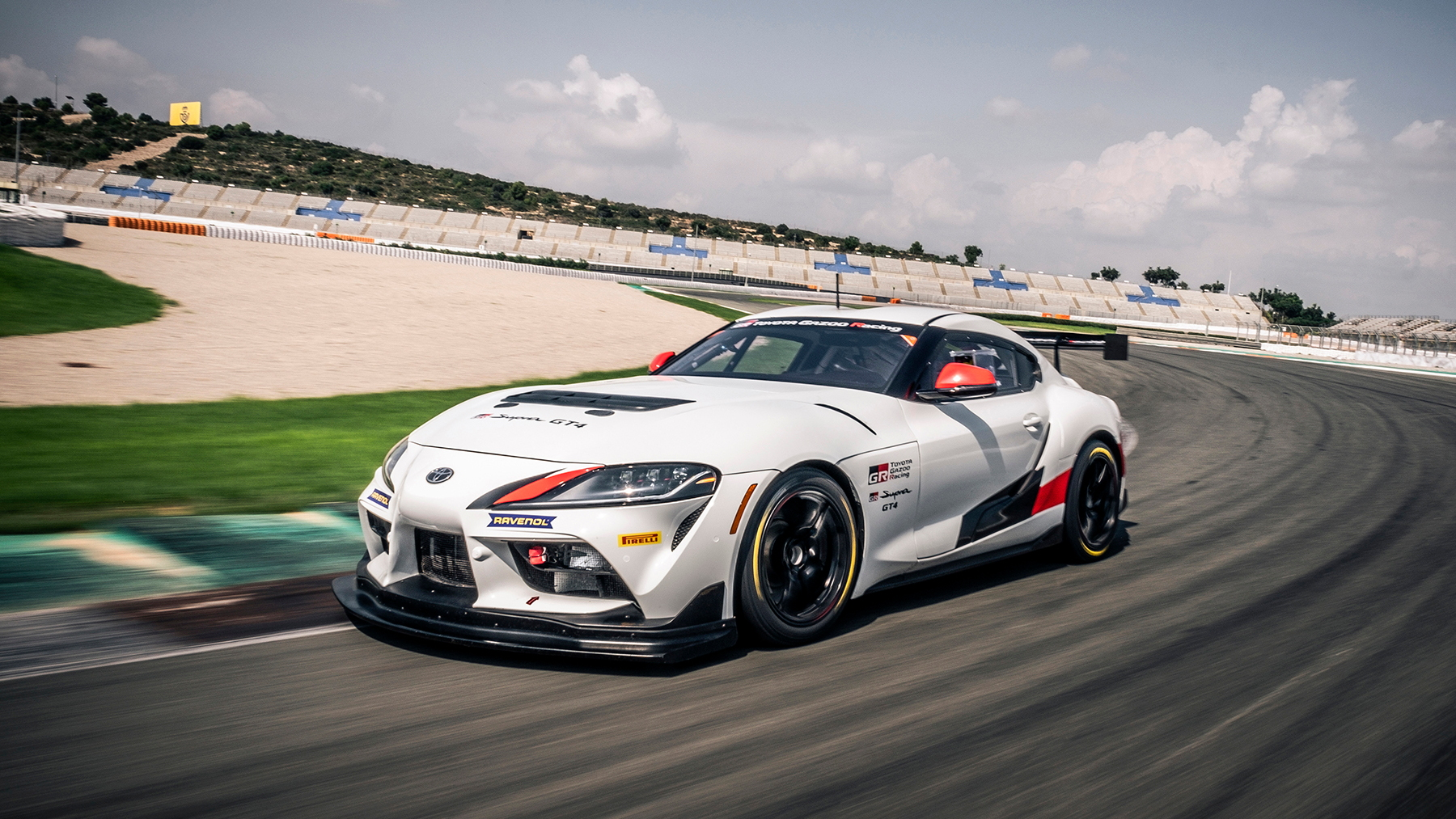 Toyota Supra GT4 launch
