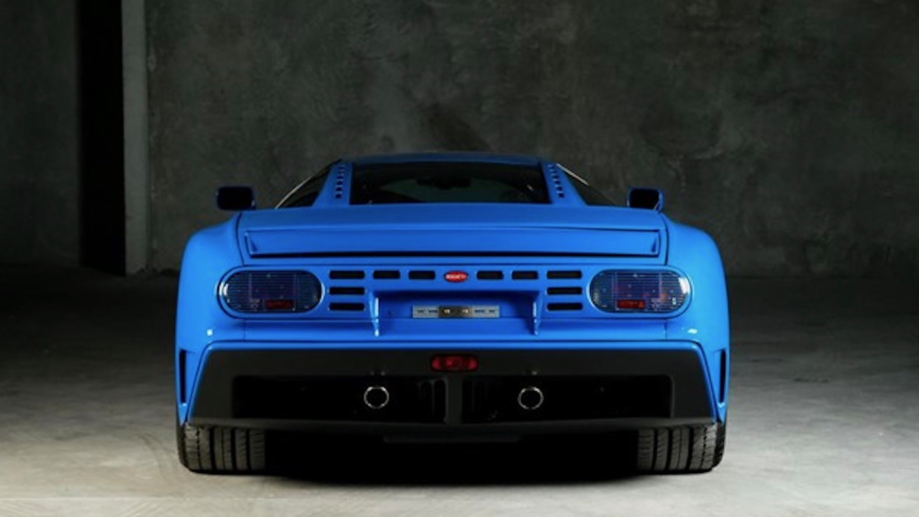 1994 Bugatti EB 110 GT prototype (photo via DuPont Registry)