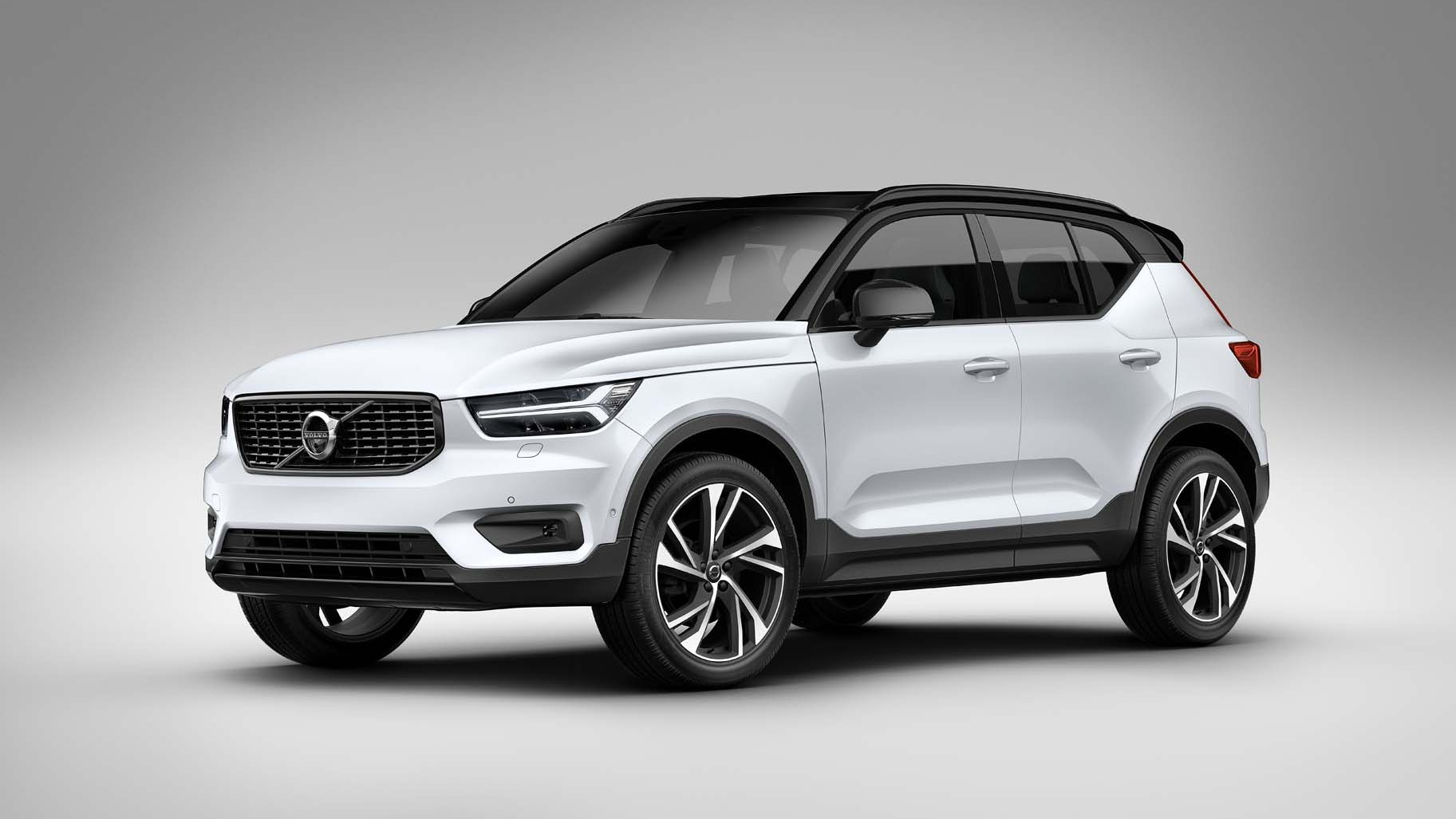 Essai Volvo Xc40 >> 2019 Volvo Xc40 First Drive Review Fountains Of Hope And Crossover