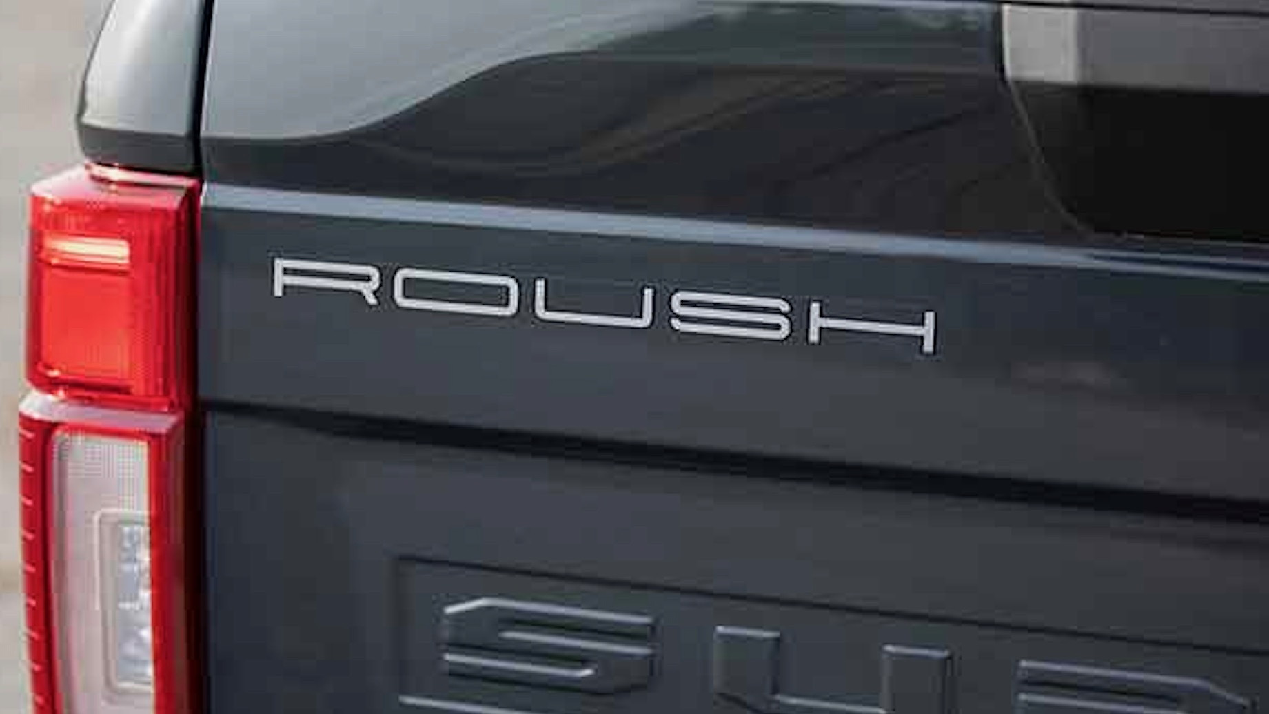 Roush 2021 Ford F-Series Super Duty