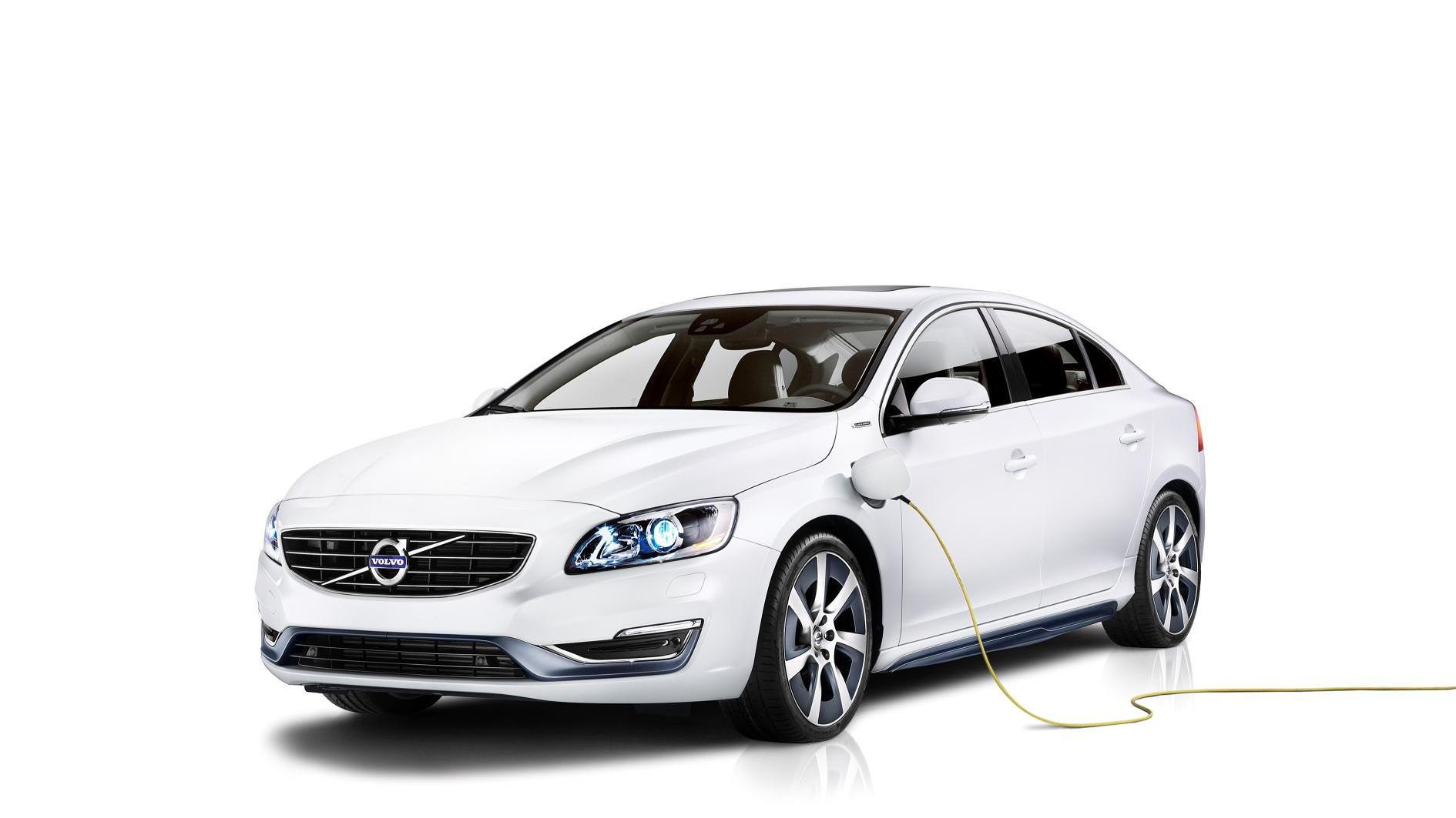 Volvo V60L PPHEV plug-in hybrid