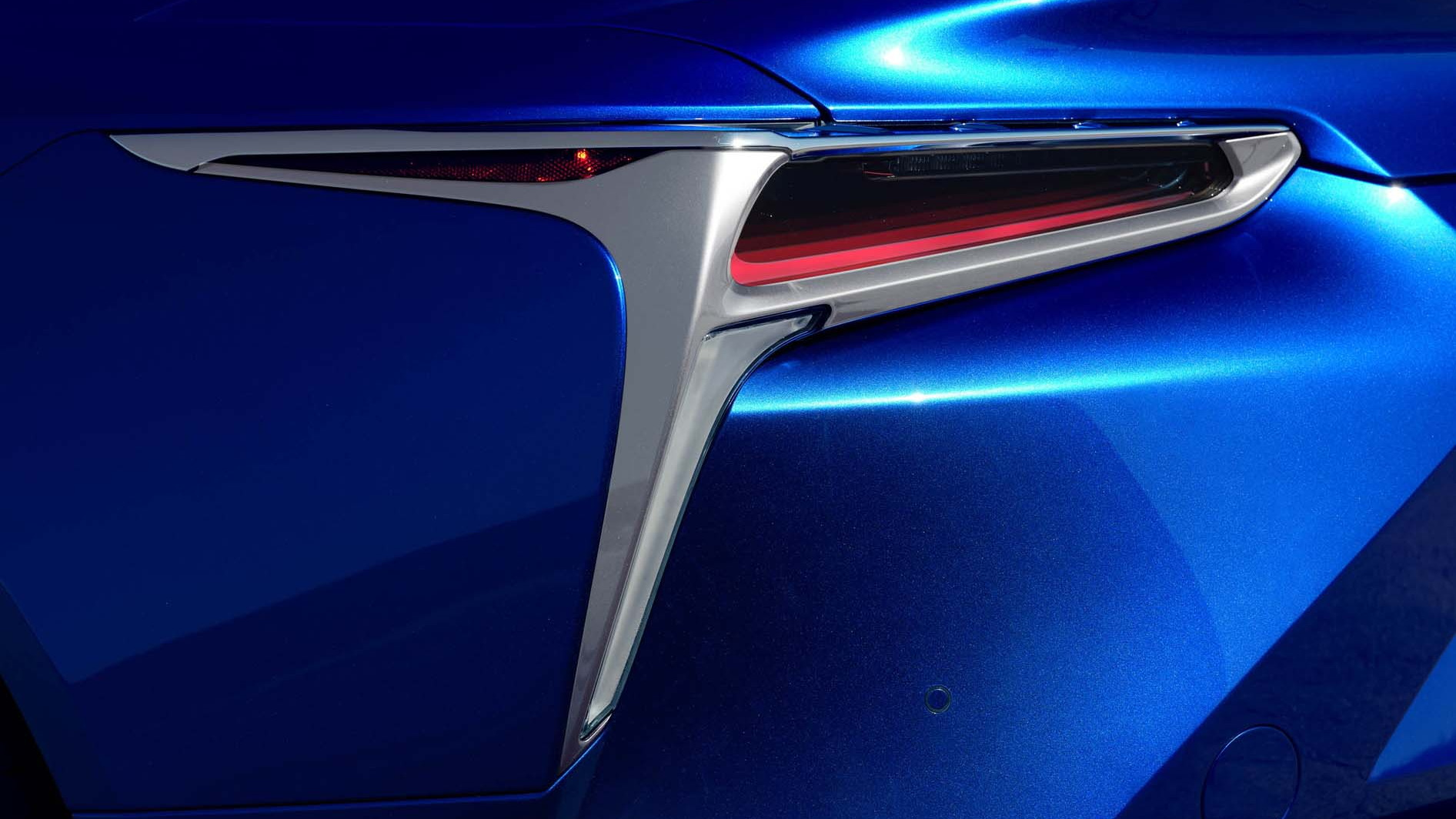 2021 Lexus LC Inspiration Series Launch Exclusive 1 of 1