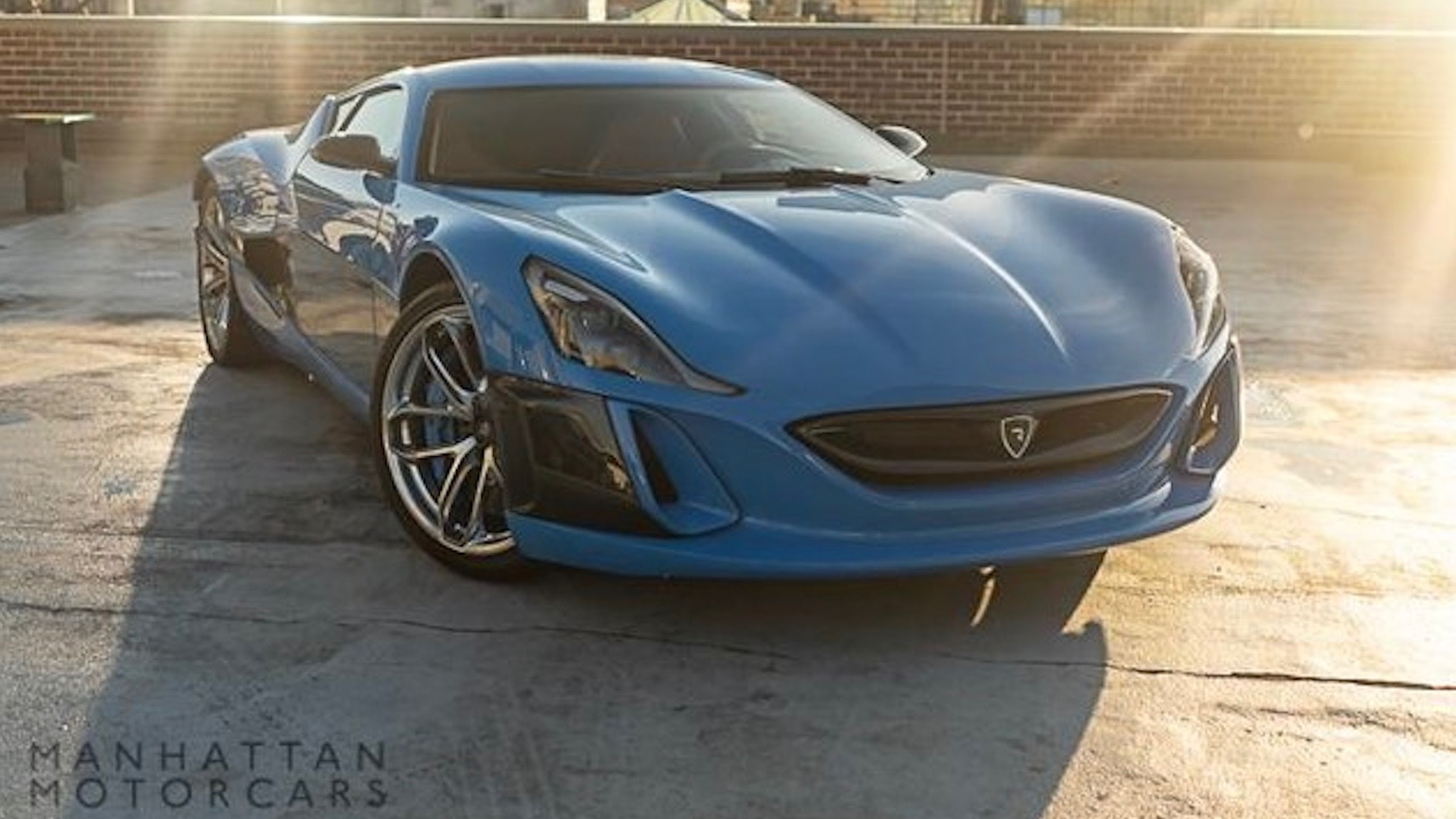 Rimac Concept_One for sale (Photo by Manhattan Motorcars)