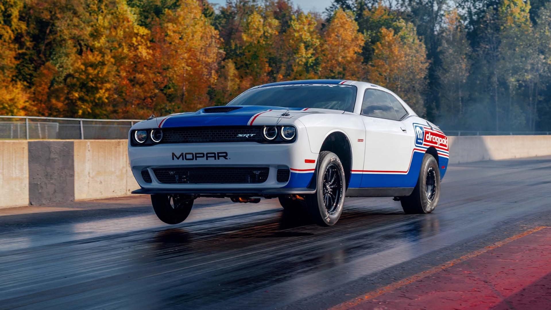 2020 Dodge Challeneger Drag Pak
