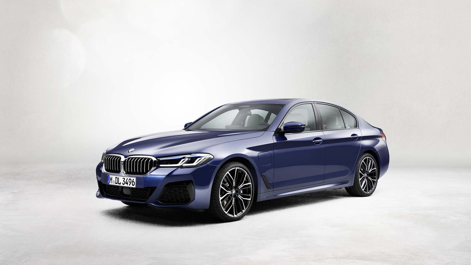 New BMW 5-series: Munich's answer to the E-class
