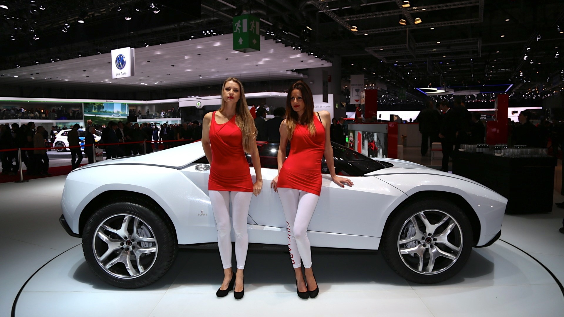 Italdesign Giugiaro Parcour Concept, 2013 Geneva Motor Show