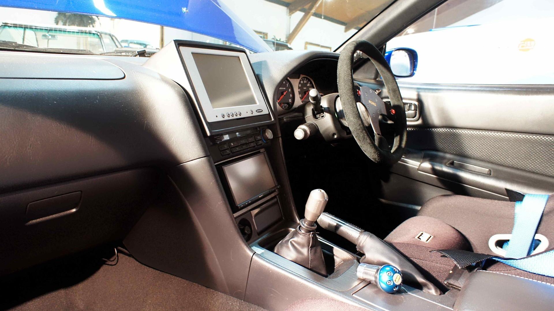 Paul Walker's Fast & Furious 4 R34 Nissan GT-R