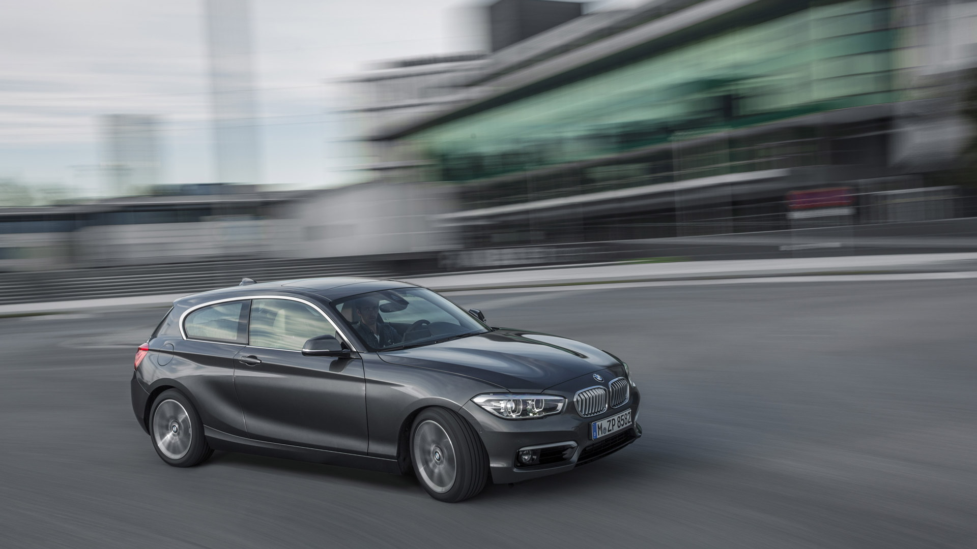 2015 BMW 1-Series Hatchback