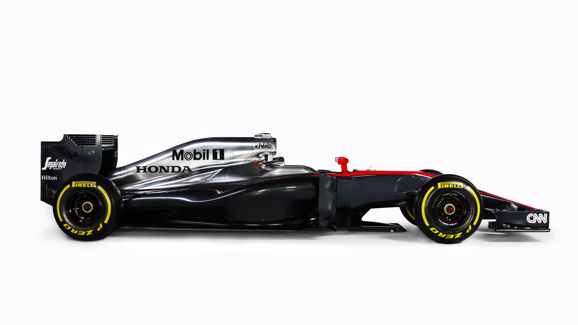 McLaren MP4-30 2015 Formula One car