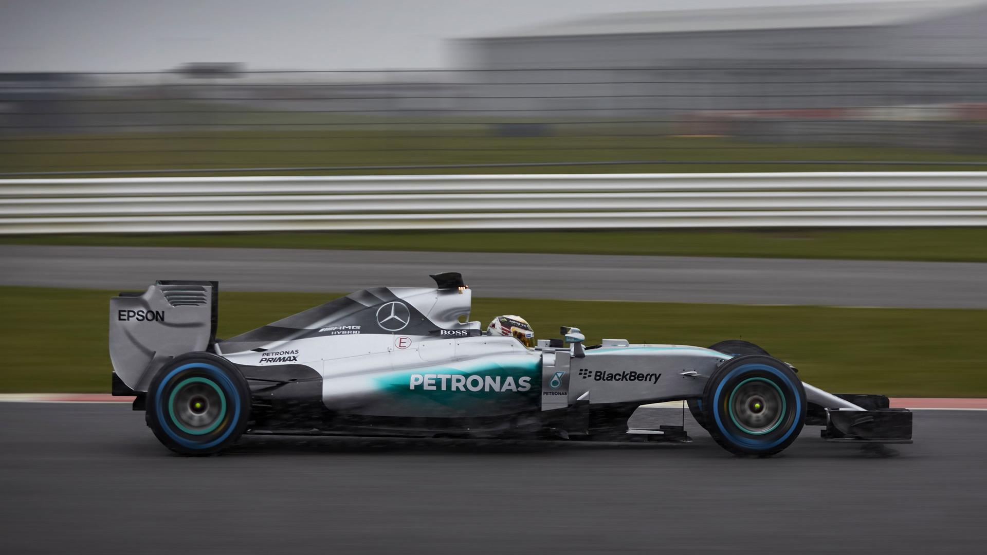 Mercedes AMG W06 Hybrid 2015 Formula One car