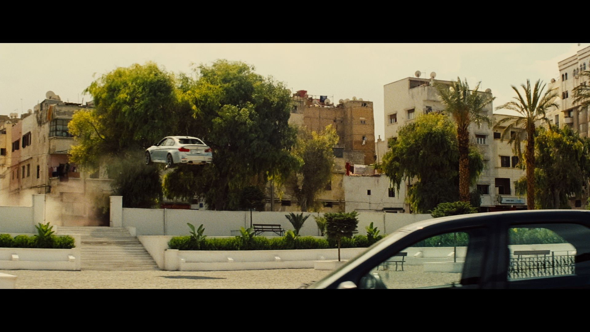 BMW M3 in 'Mission Impossible 5: Rogue Nation'