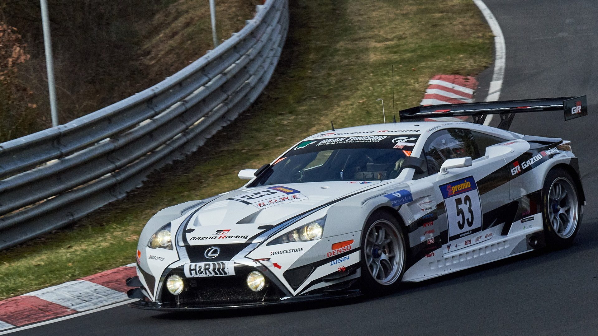 Lexus Gazoo Racing in the Nürburgring 24 Hours