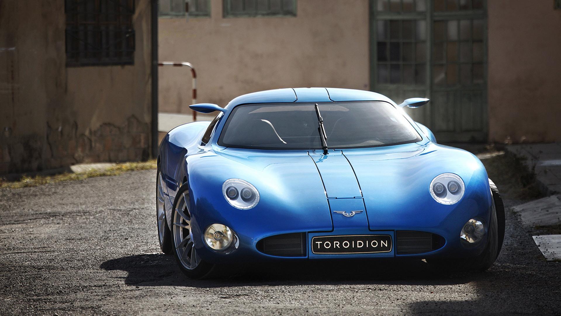 Toroidion concept, 2015 Top Marques Monaco