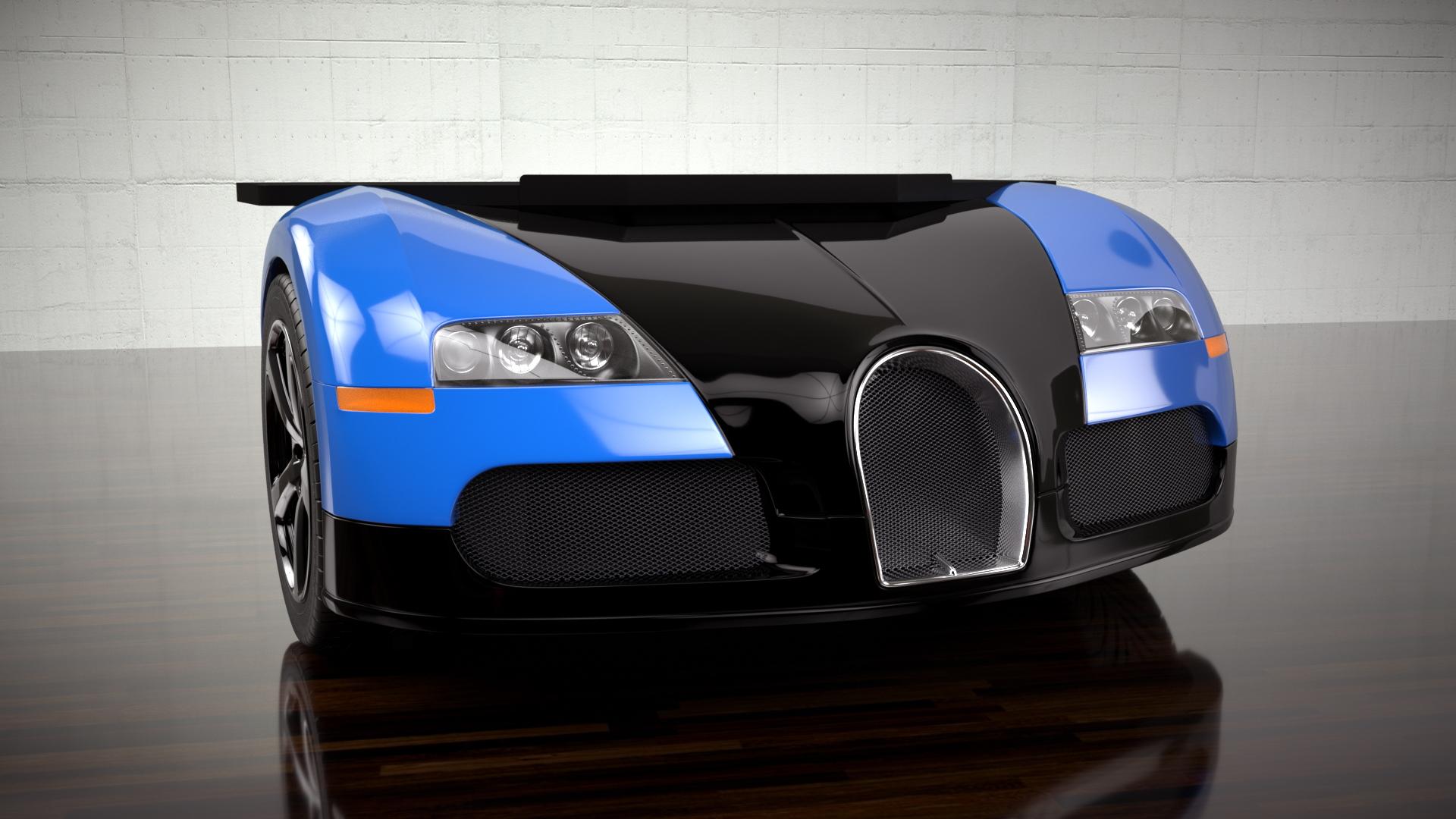 Bugatti Desk