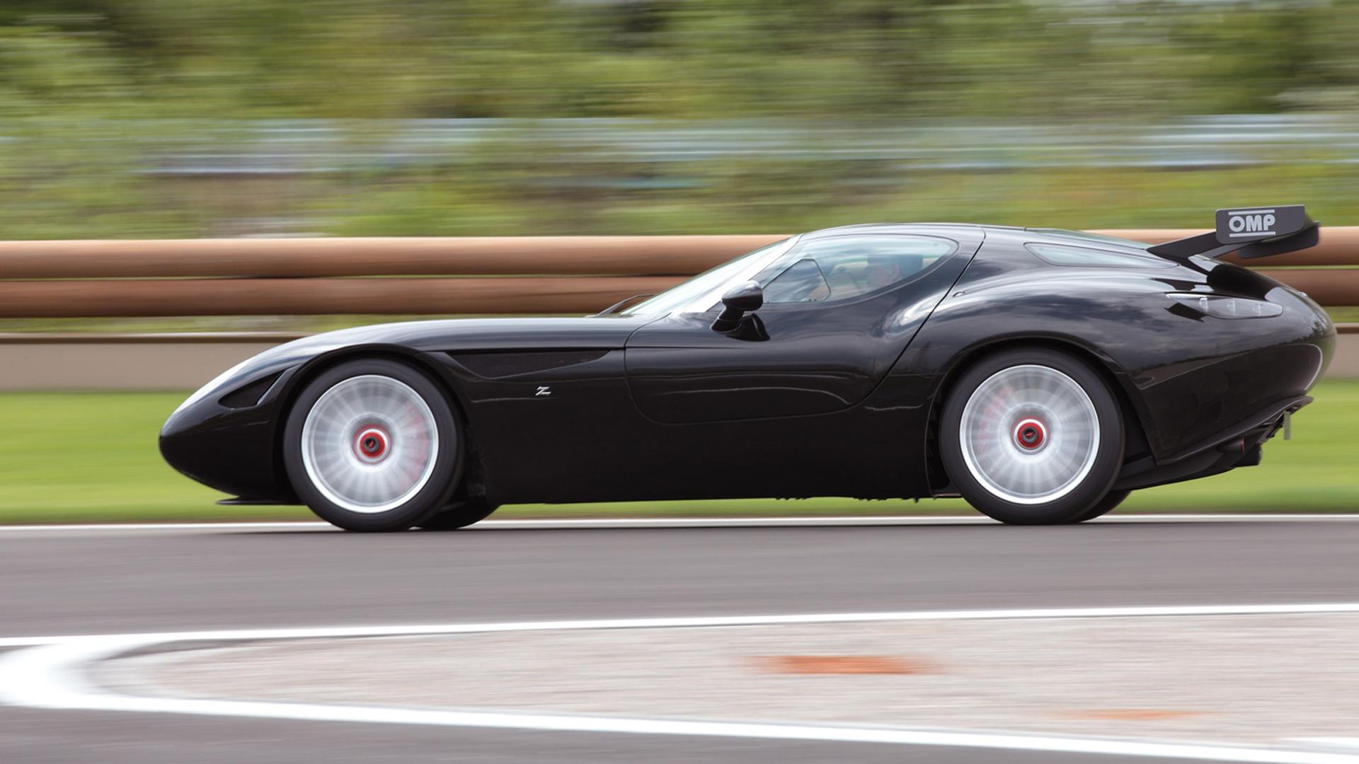Zagato Mostro powered by Maserati, 2015 Concorso d'Eleganza Villa d'Este