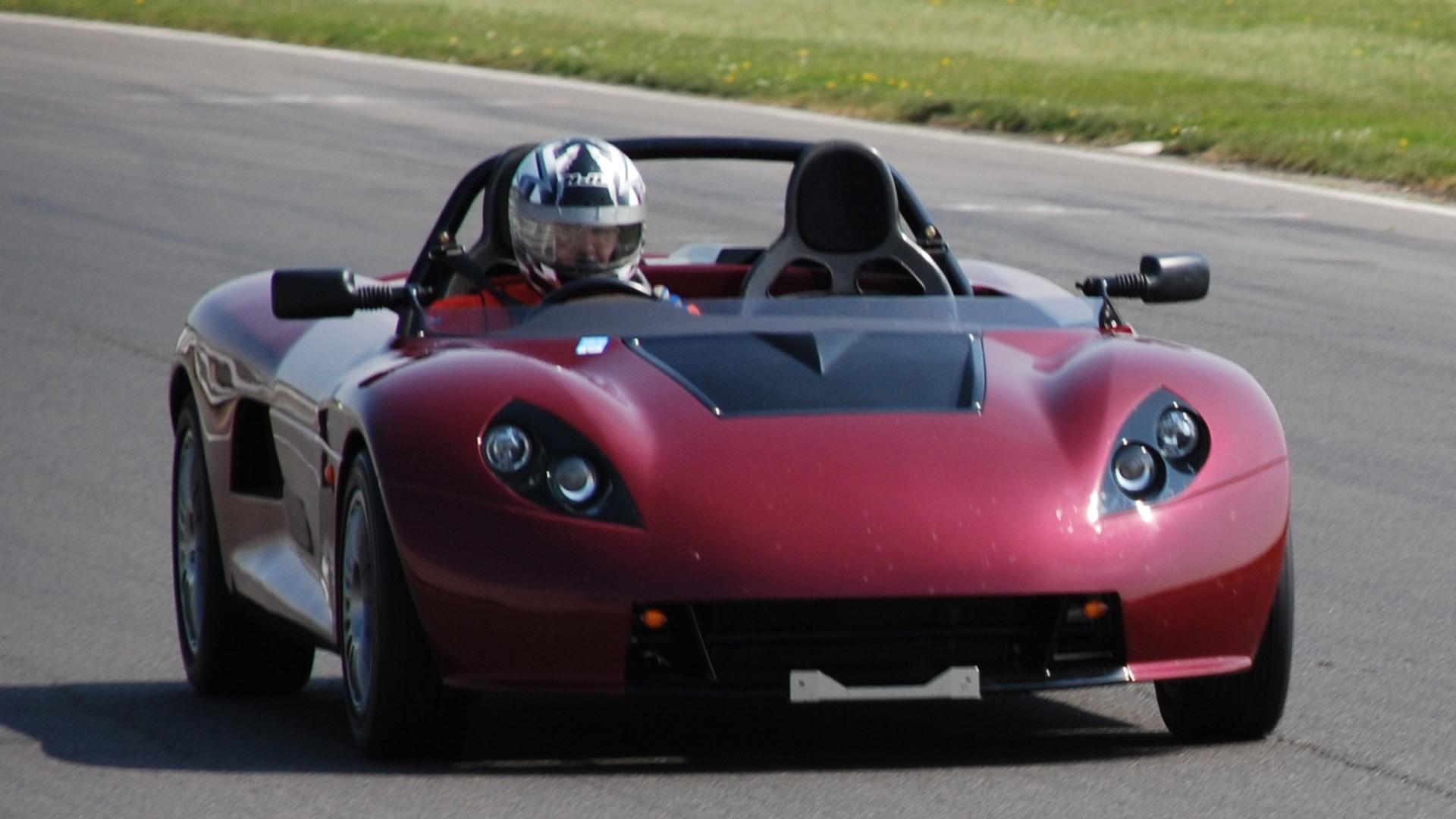 Avocet sports car