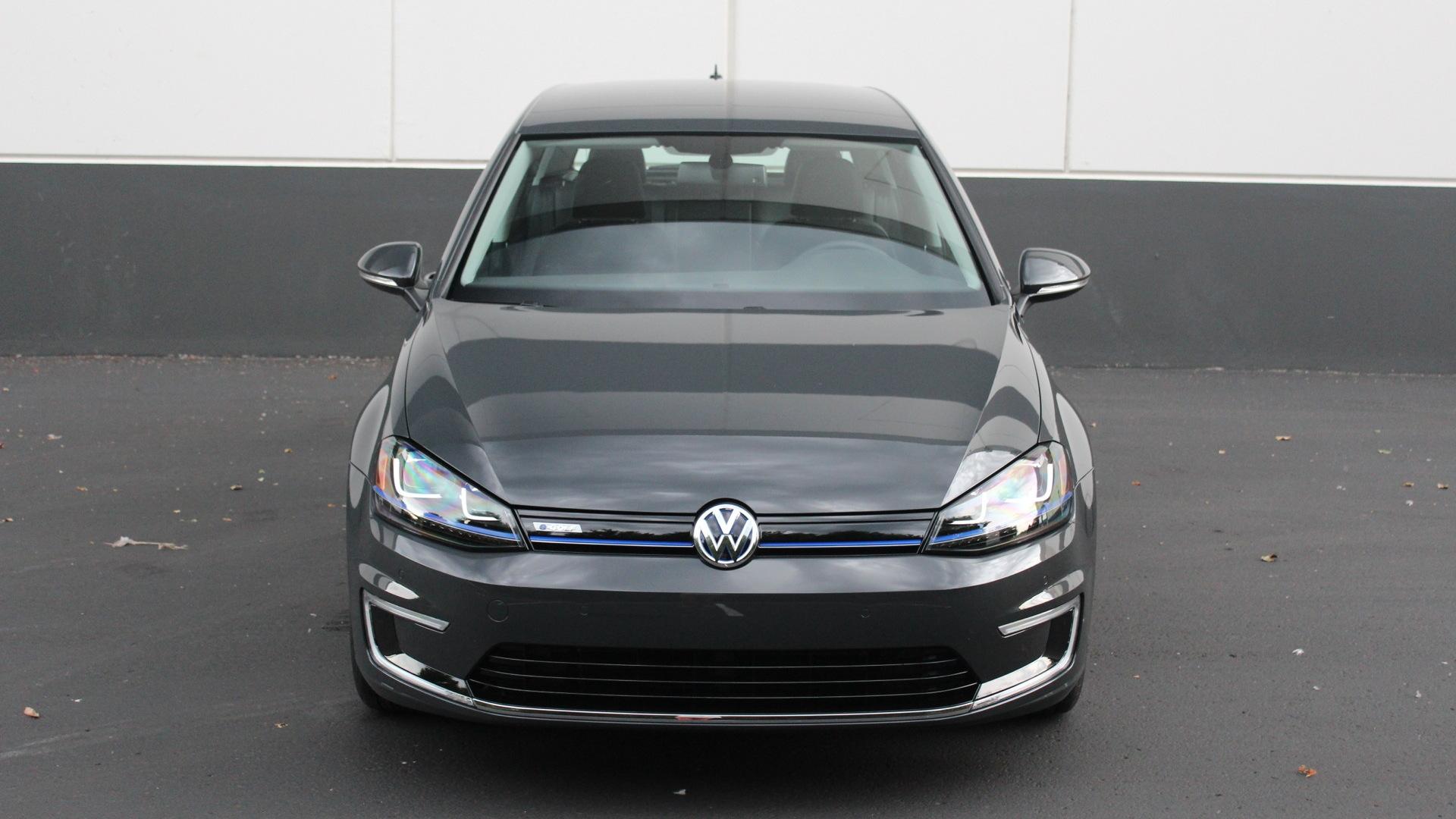 2015 Volkswagen e-Golf  -  Long-term test car