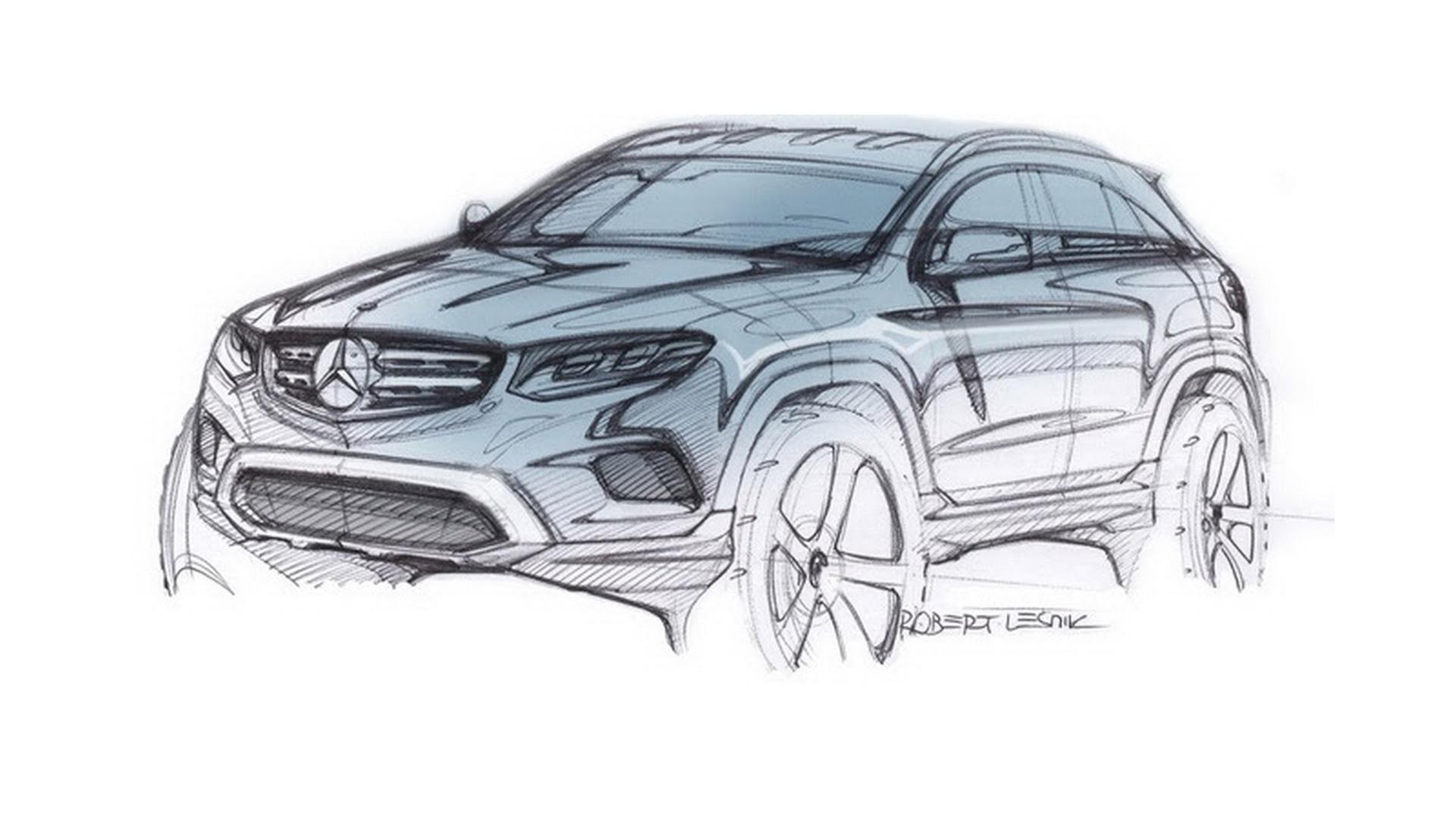 Teaser for 2016 Mercedes-Benz GLC