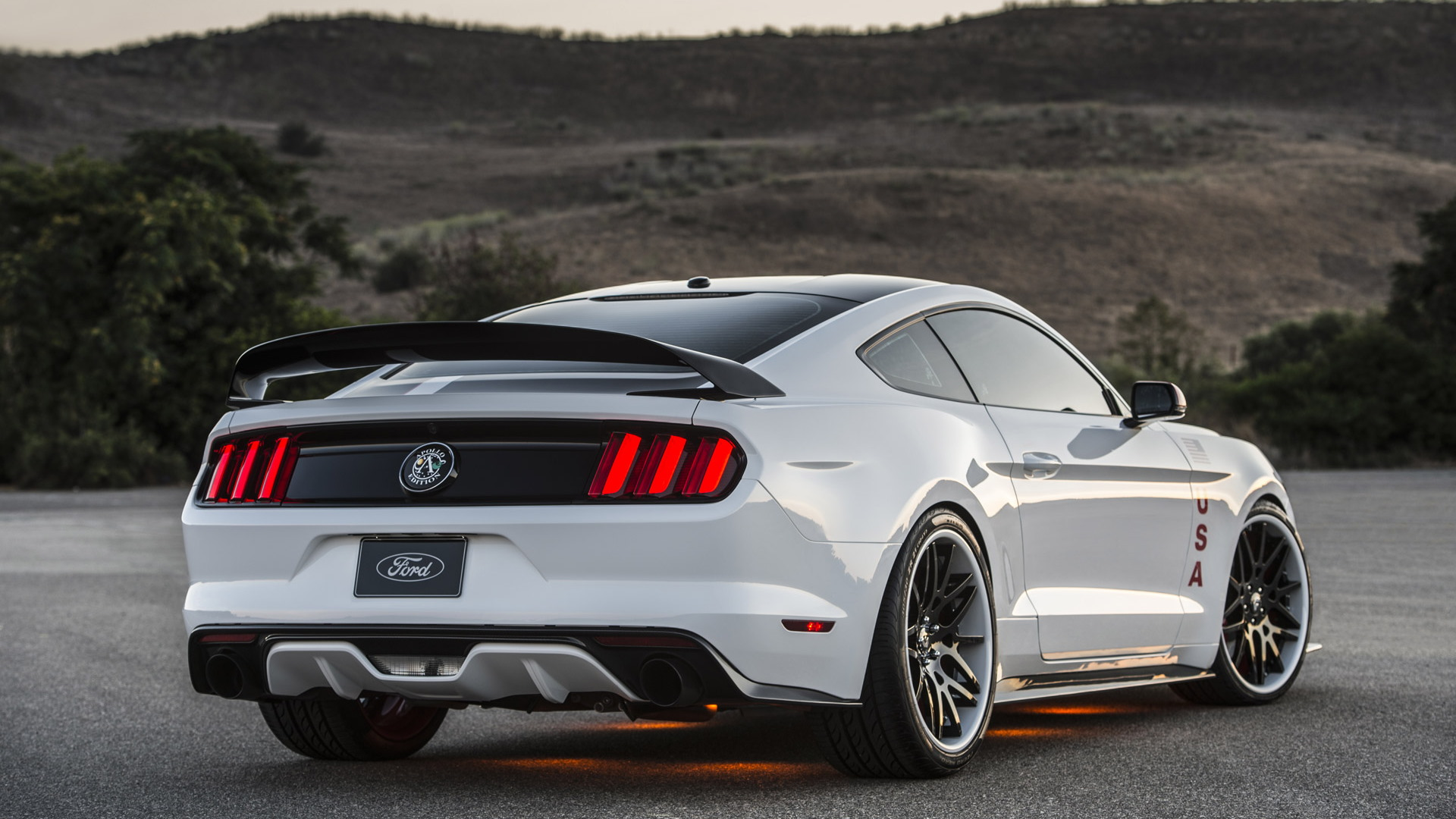 2015 Ford Mustang Apollo Edition