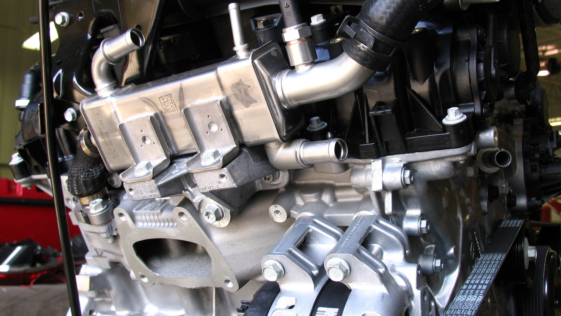 Fiat Chrysler Automobiles Pentastar V-6 engine
