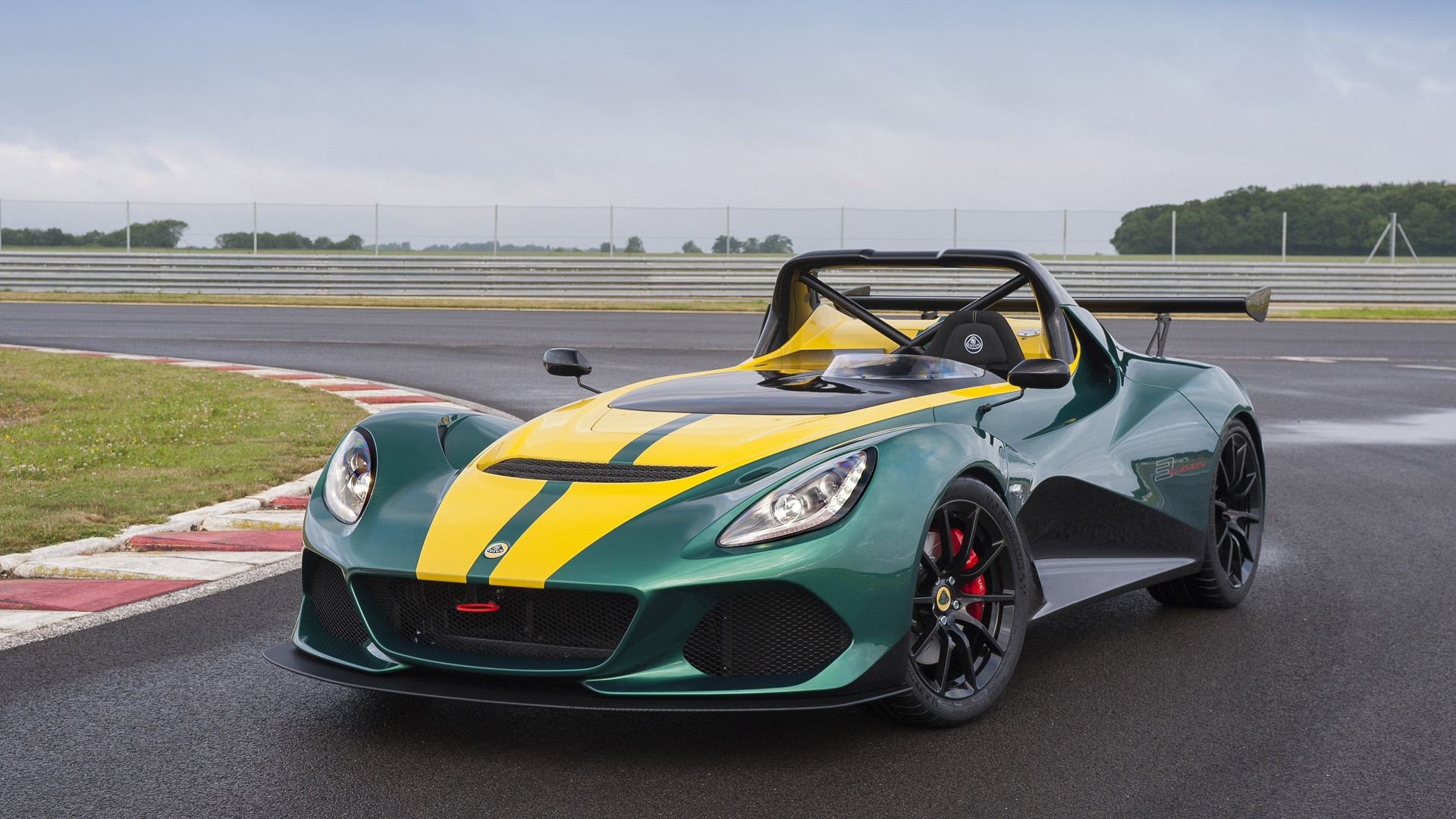 Lotus 3-Eleven, 2015 Goodwood Festival of Speed