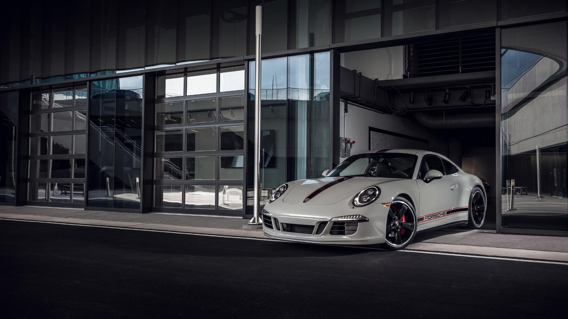 2016 Porsche 911 GTS Rennsport Reunion Edition