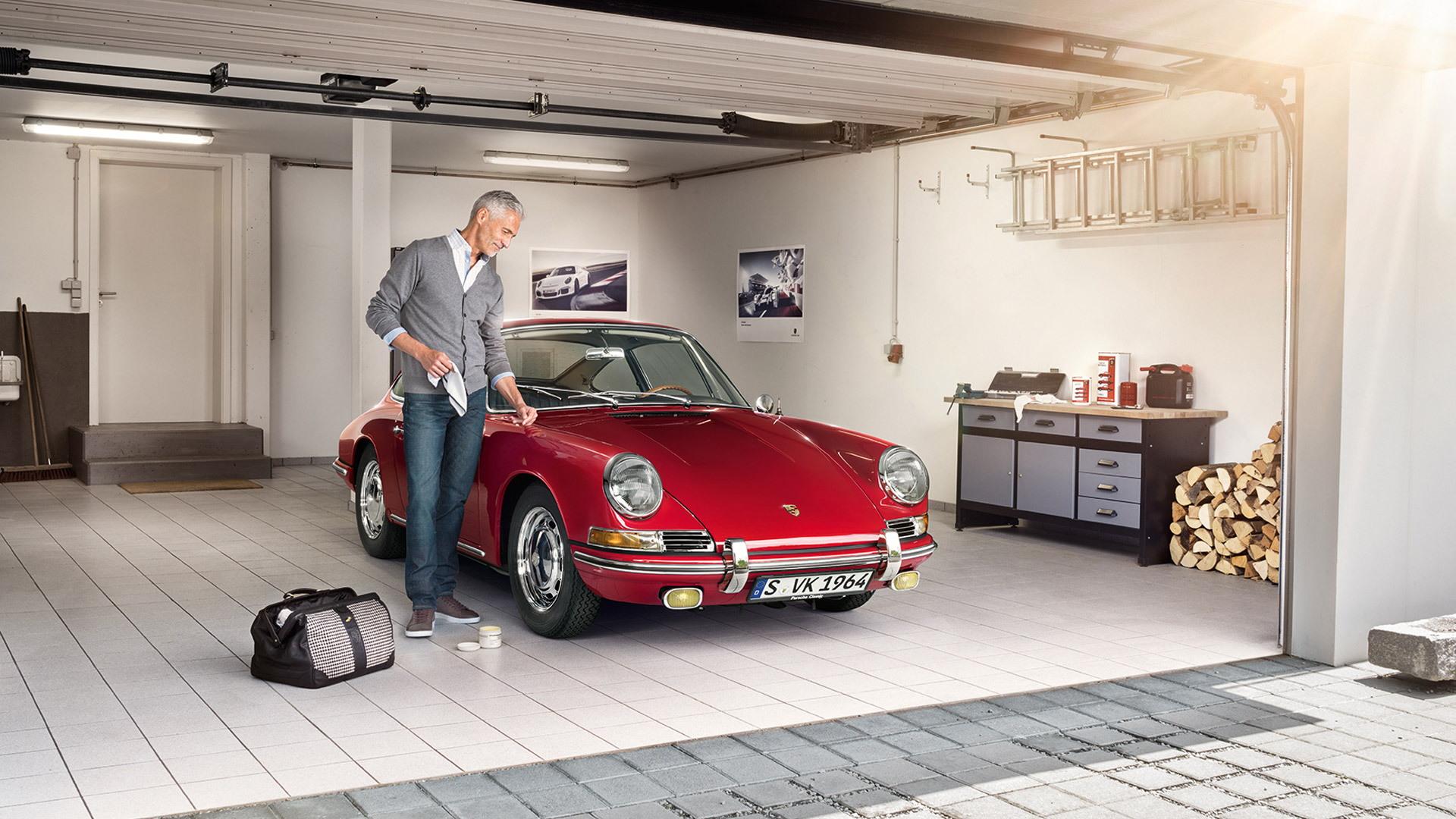 Porsche Classic car care kit