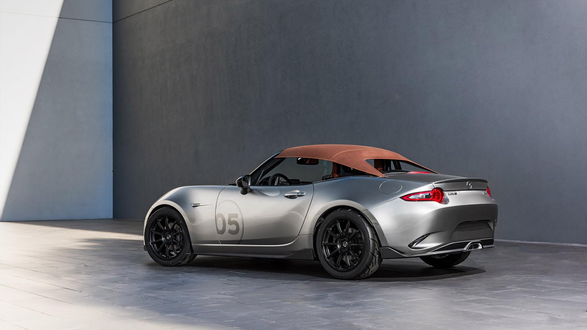 Mazda MX-5 Spyder concept, 2015 SEMA show