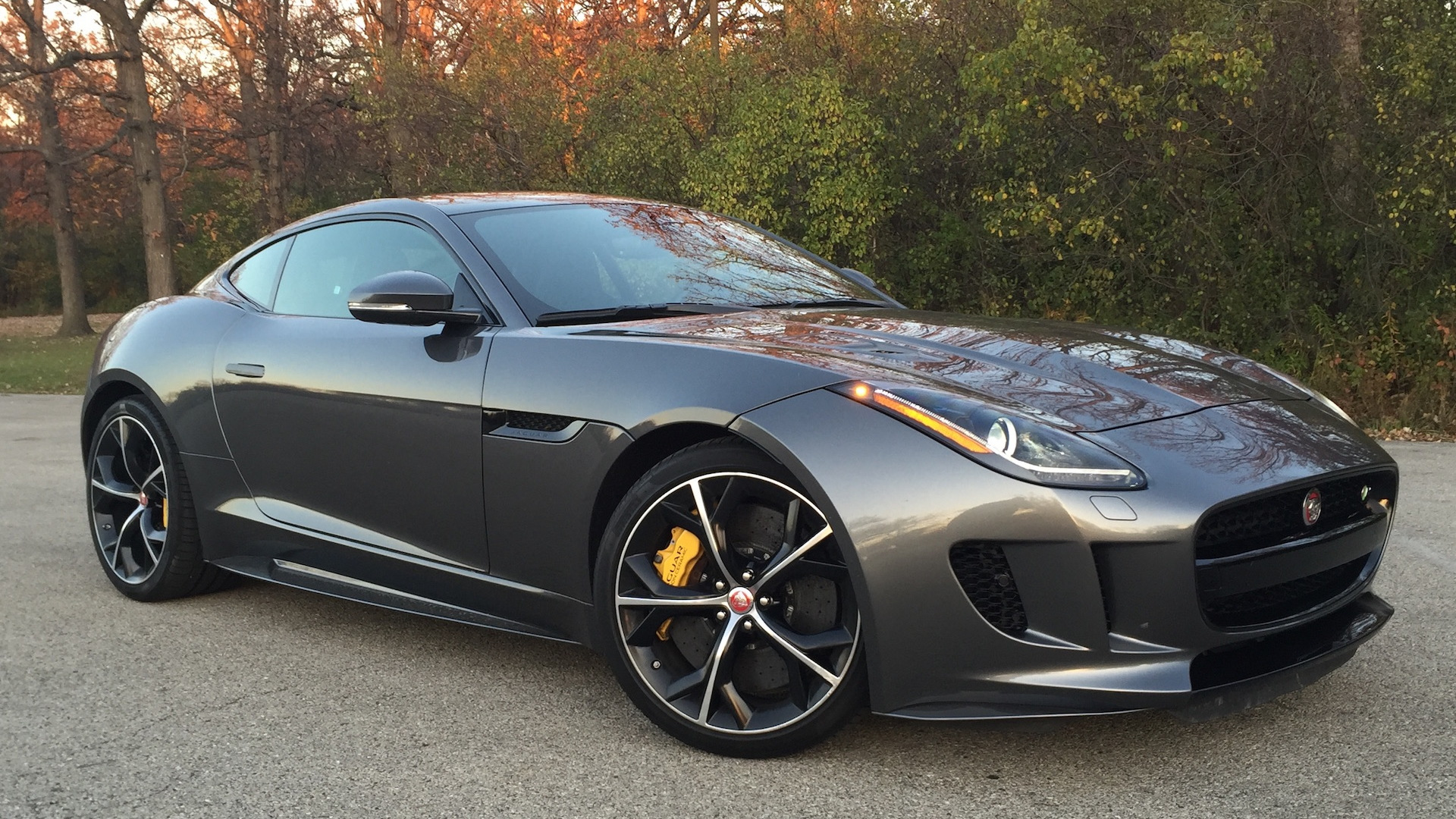 2016 Jaguar F Type R Coupe