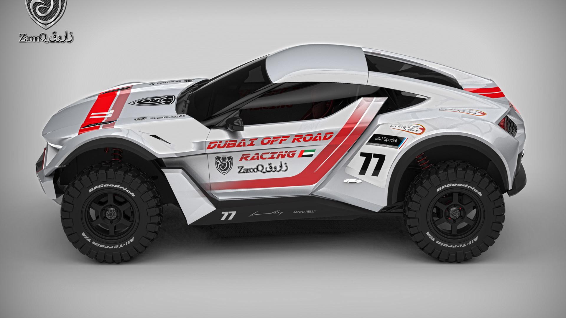2016 Zarooq Sand Racer