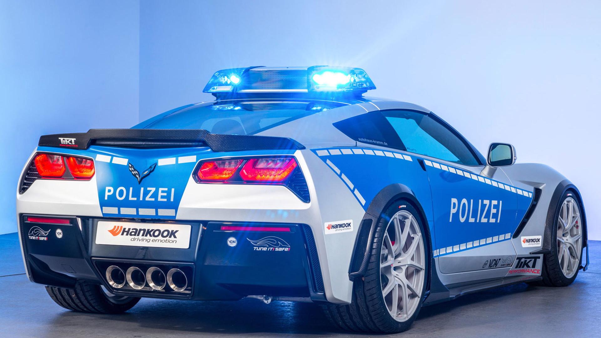 Tune It! Safe! Chevrolet Corvette Stingray by TIKT Performance, 2015 Essen Motor Show
