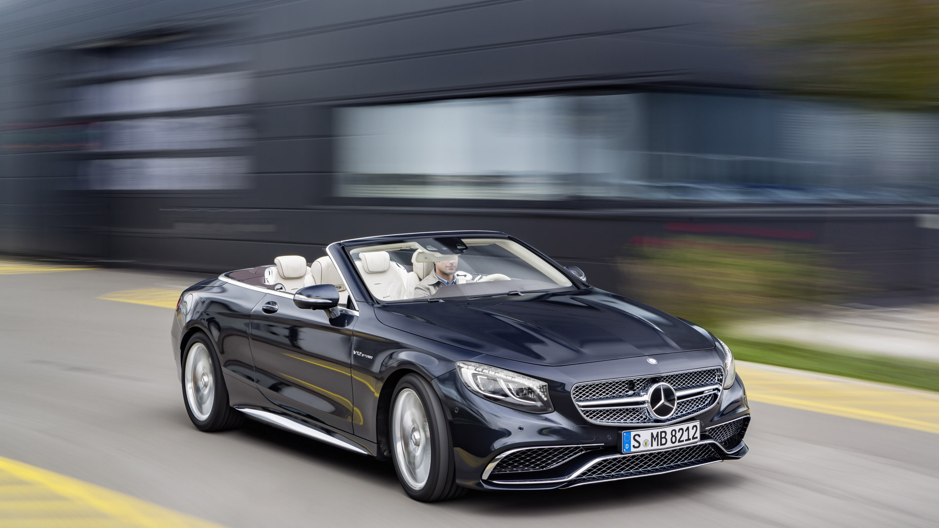 2017 Mercedes-AMG S65 Cabriolet
