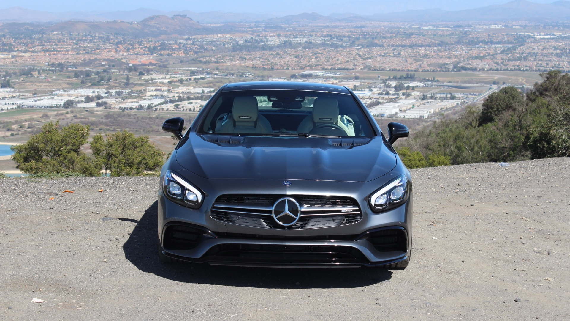 2017 Mercedes-Benz SL63 AMG  -  First Drive
