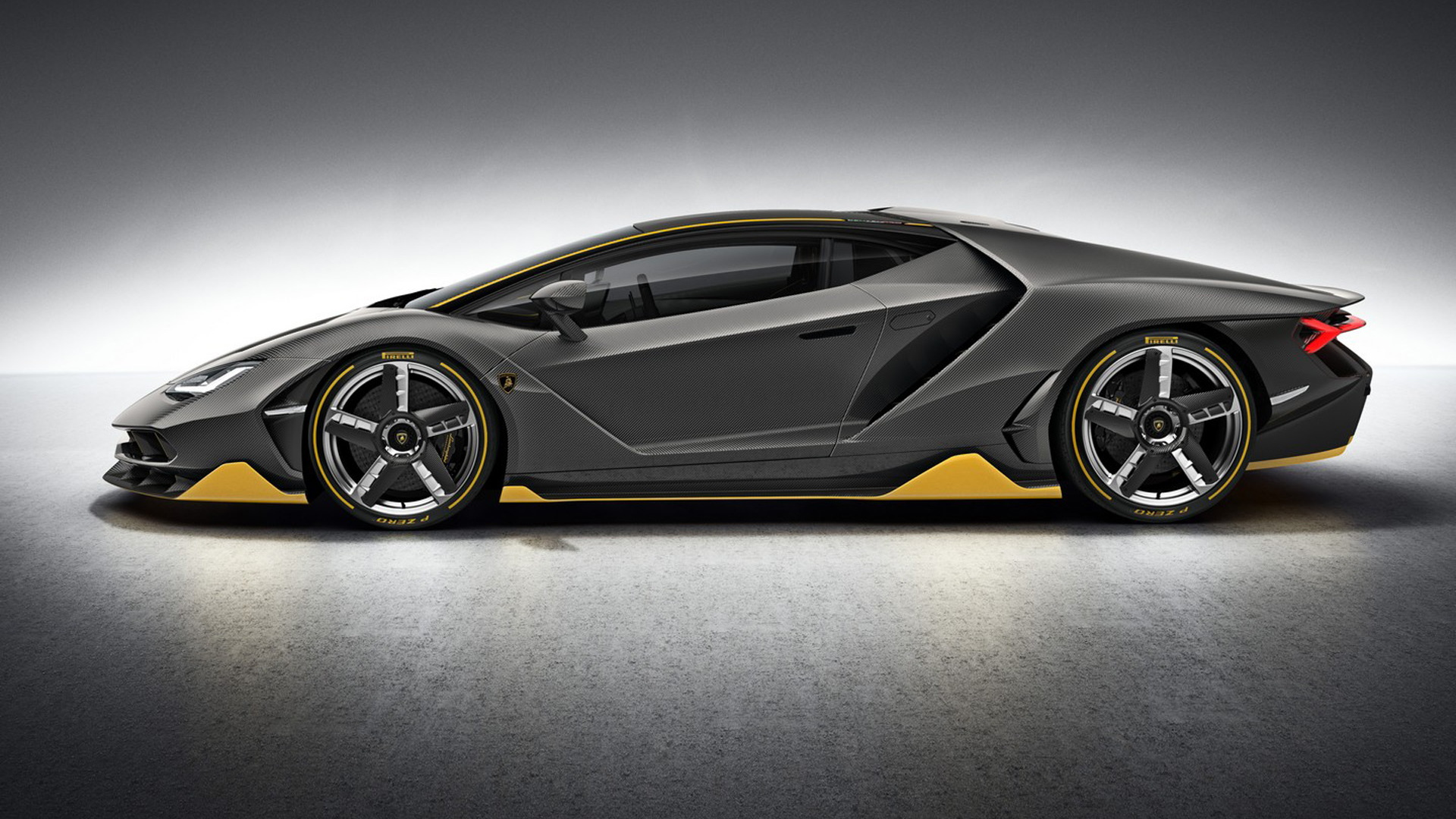 How The Lamborghini Centenario Lp 770 4 Differs From The Aventador