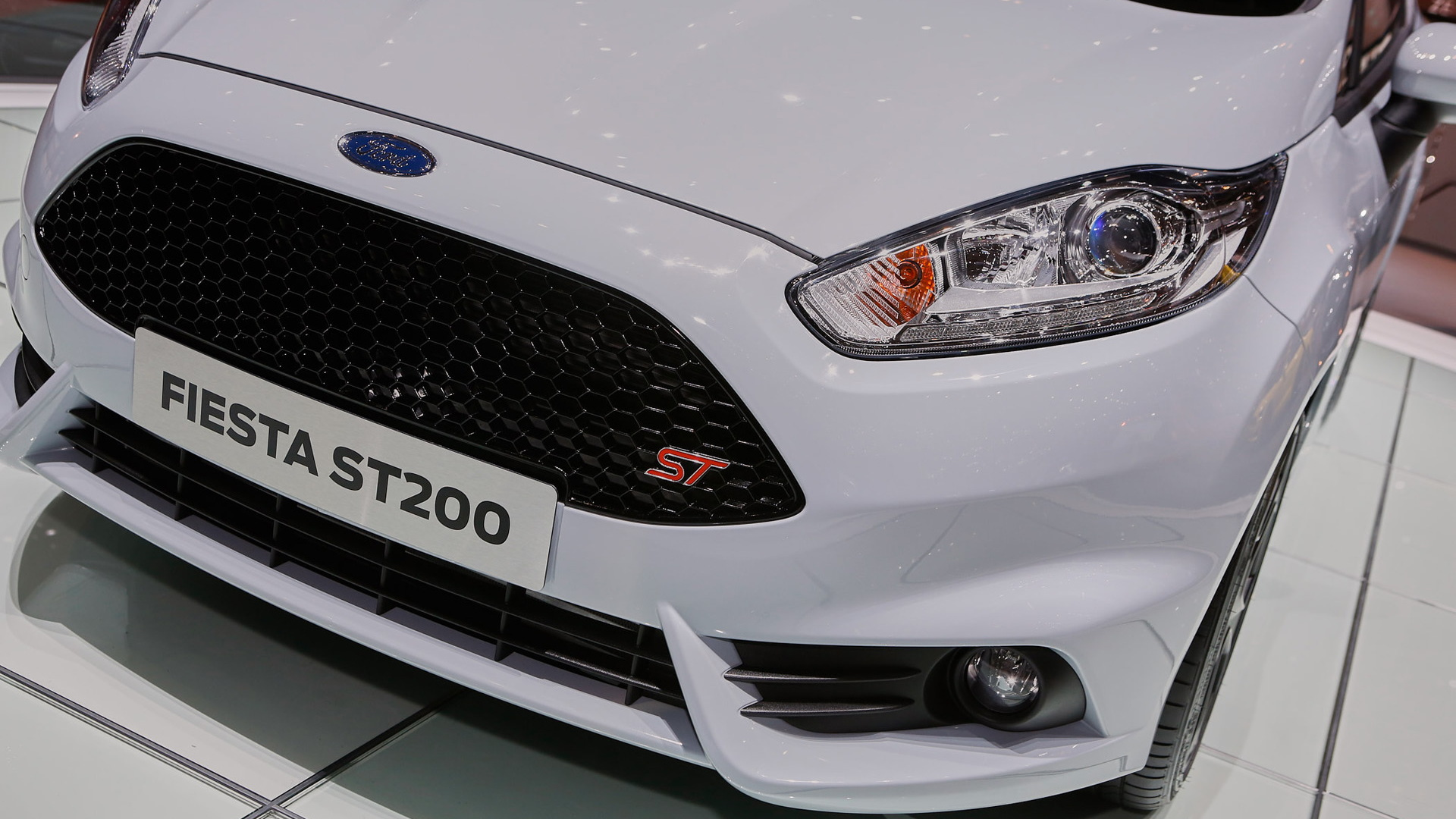 2017 Ford Fiesta ST200, 2016 Geneva Motor Show
